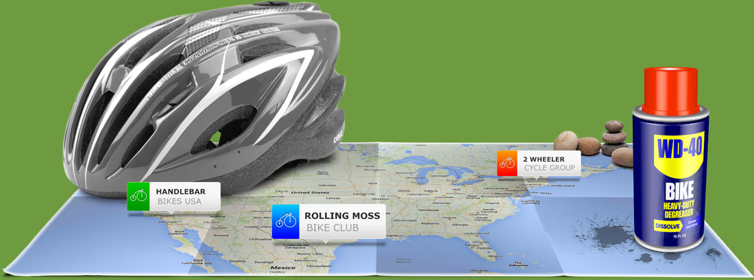 local bicycle clubs and cycling instructors